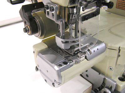VE40PR40 Yamato Export Yamato Industrial Sewing Machines Classy 4 Needle Elastic Sewing Machine