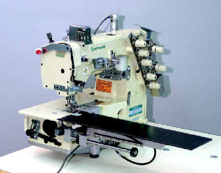 VFS4040BAF Yamato Export Yamato Industrial Sewing Machines Interesting Automatic Sewing Machine For Shirts